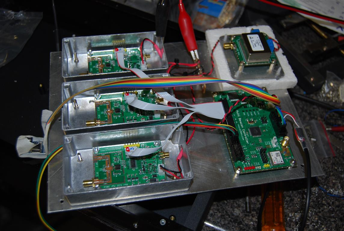 Beacons UHF | VK5BRC